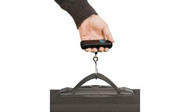 When Airline Luggage Scales Don't Add Up